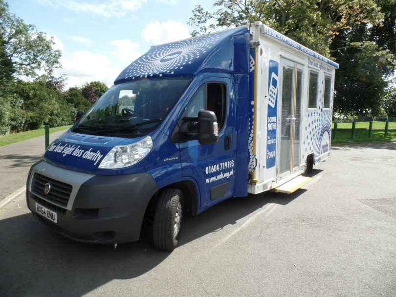 Look out for our Mobile Sight Centre this September