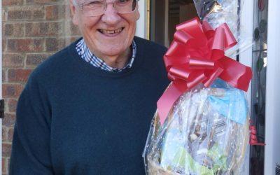 Easter Raffle Prize Winners