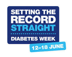 We're taking part in National Diabetes Week with the NHS Diabetic Eye Screening Service (12-18 June)