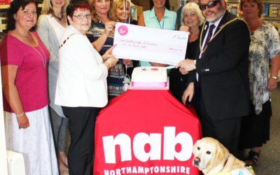 NAB celebrates £356,010 Big Lottery Award