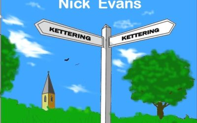 """""""I ENT BIN NOWHERE!"""" Charity Single as featured on BBC Northampton"""