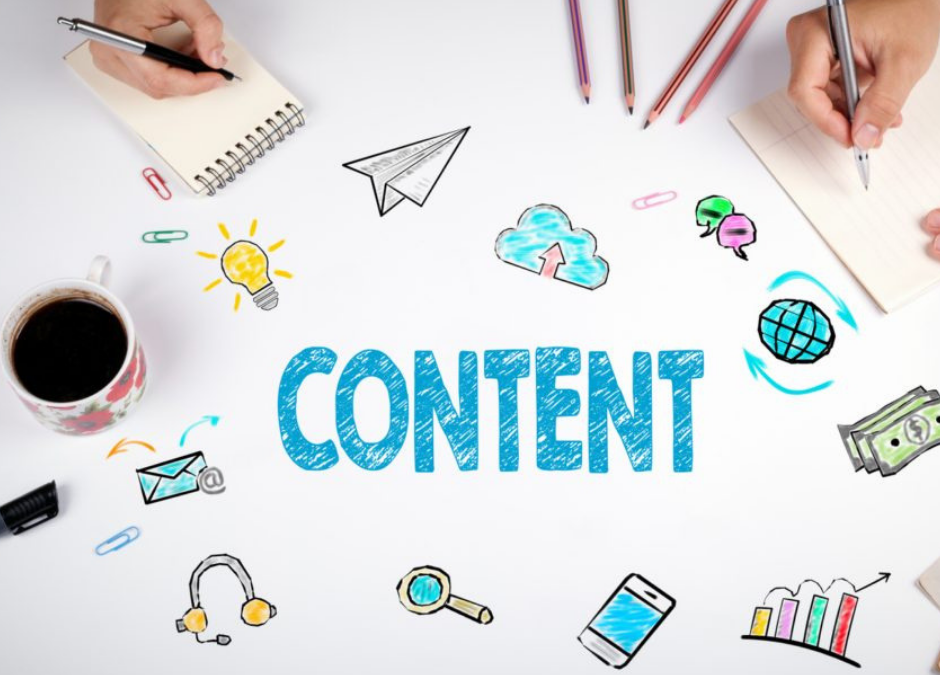 New Job role: Content Creator, three-month, fix-term contract, £9 an hour.
