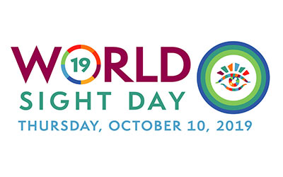 #WorldMentalHealthDay and #WorldSightDay