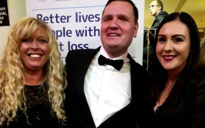 Nuovo restaurant wins 'Dining for All' award, recognising their accessibility for people with sensory impairment.